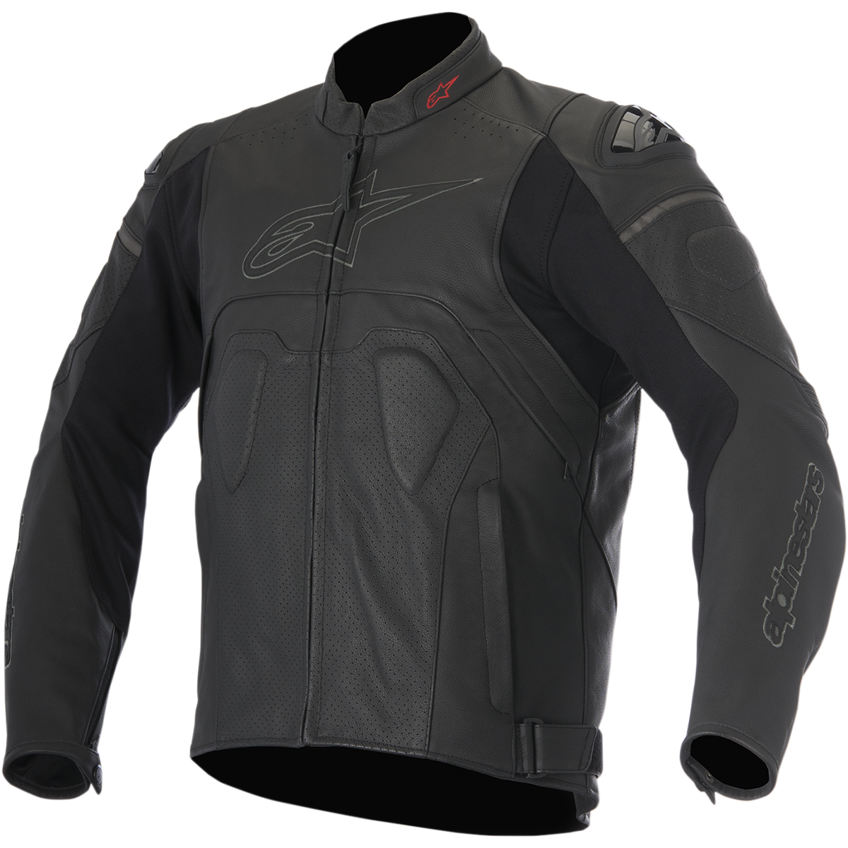 Core Airflow Leather Jacket