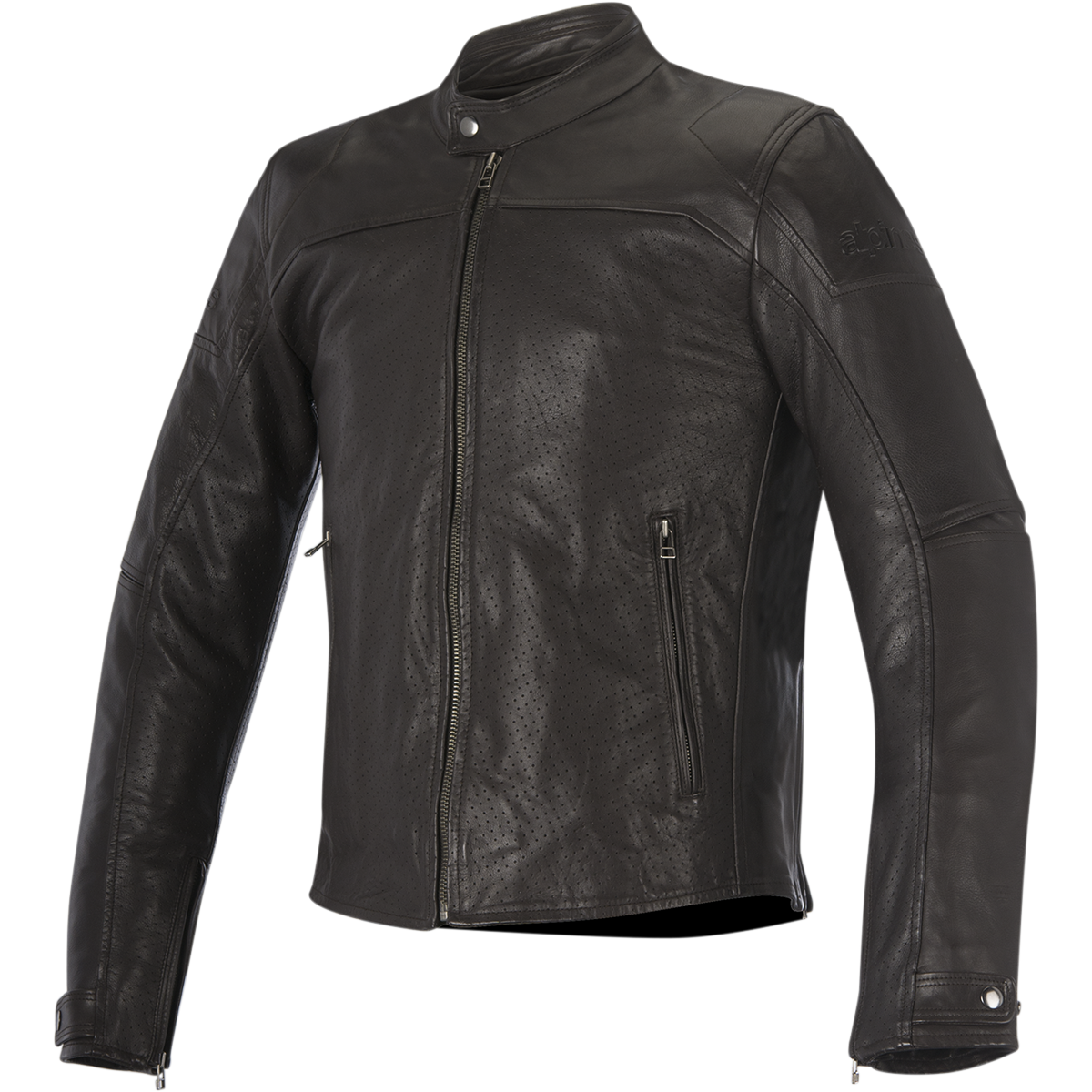 Brera Airflow Leather Jacket