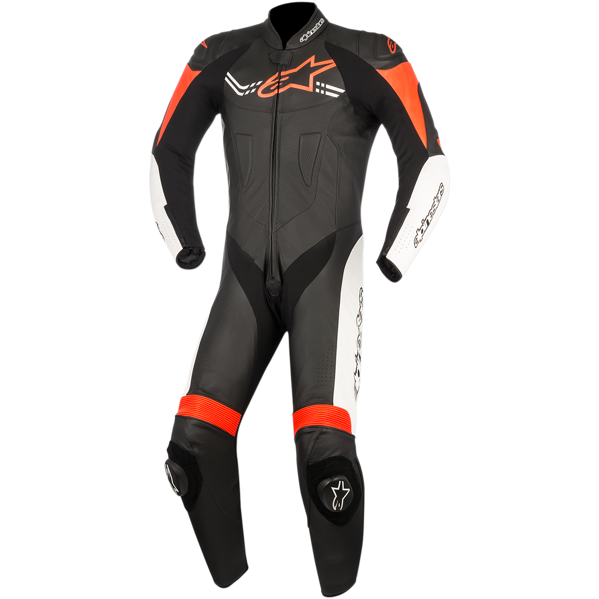 Challenger V2 1-Piece Leather Suit