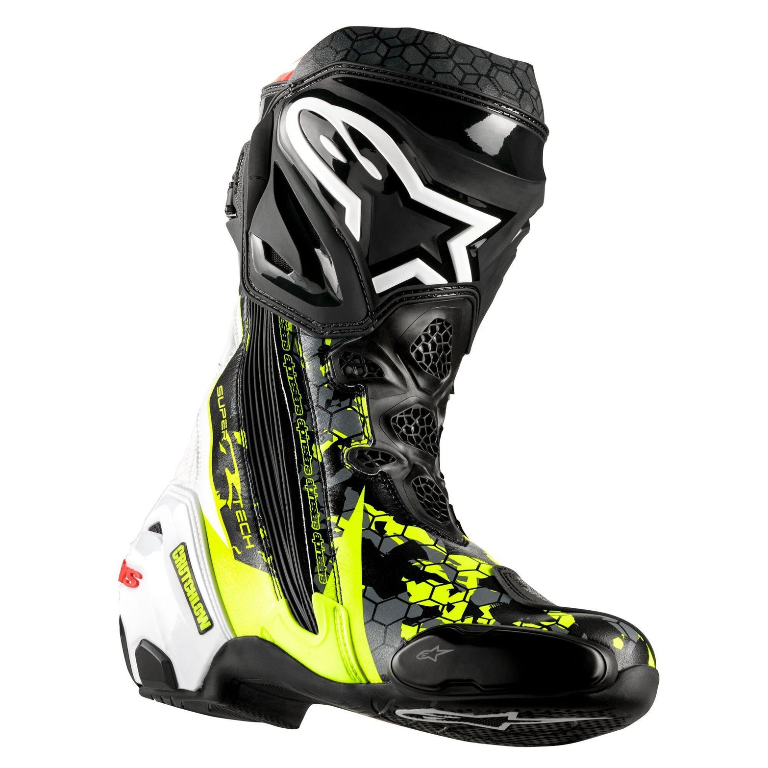 Limited Edition Cal Crutchlow Supertech R Boots