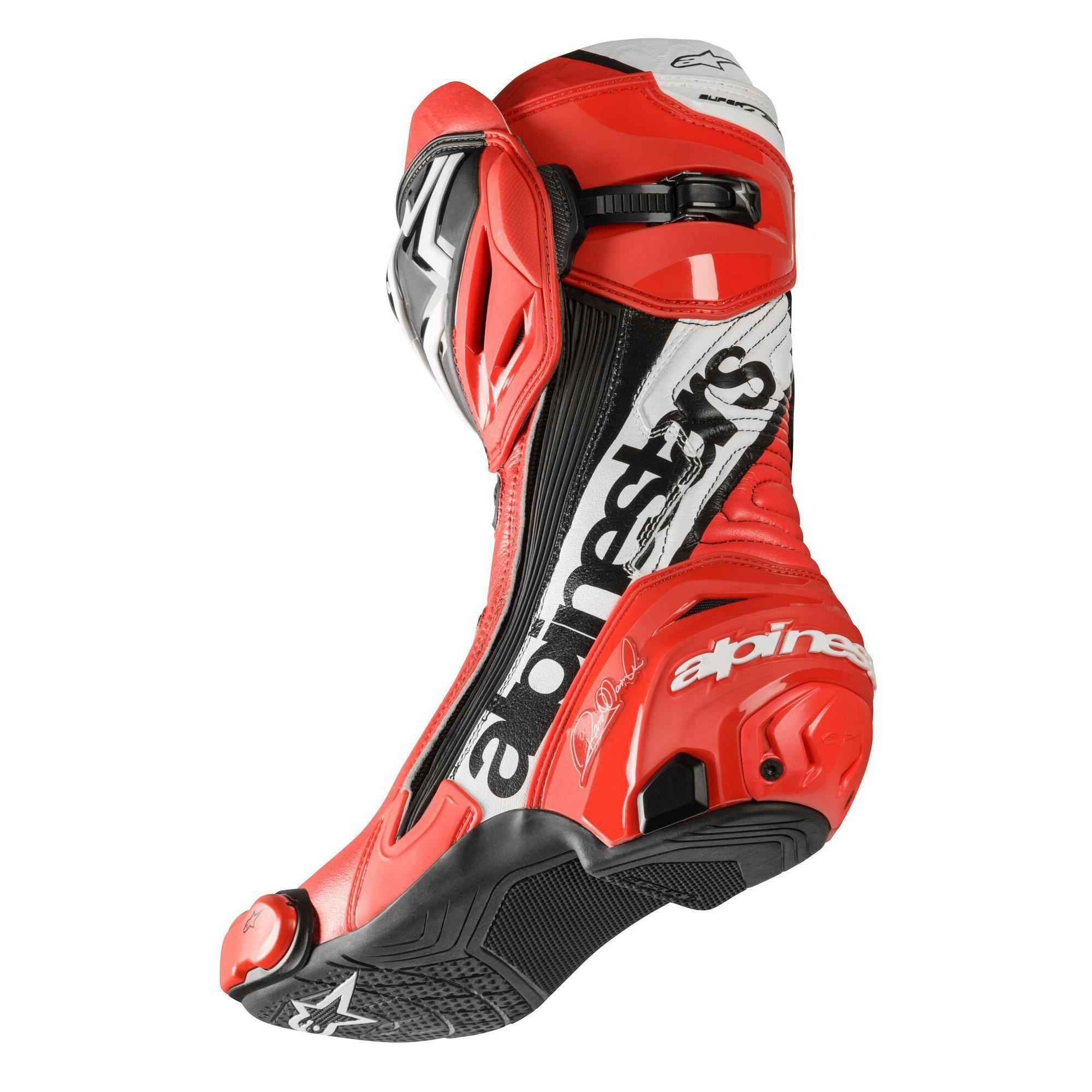 Limited Edition Randy Mamola Supertech R Boots