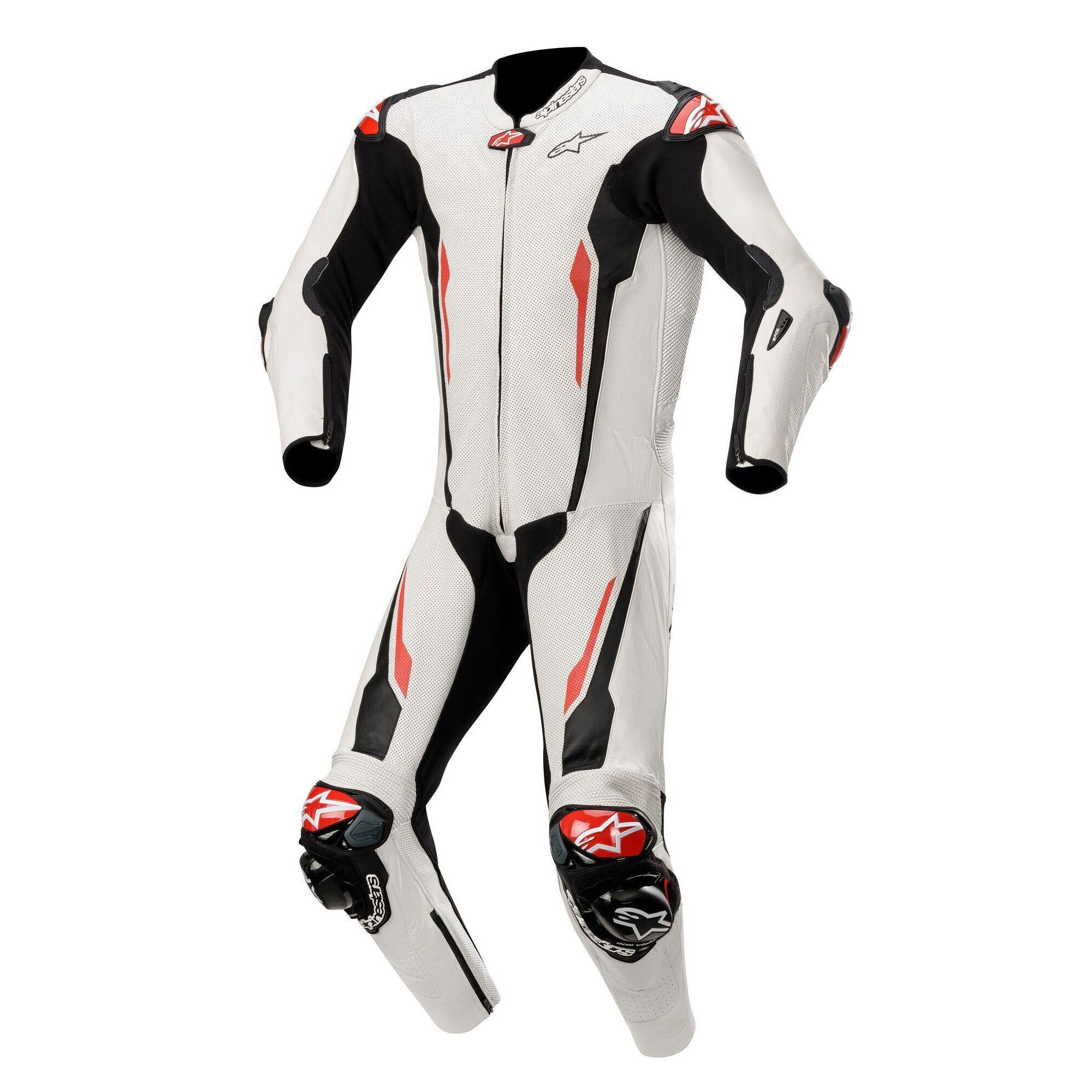 Racing Absolute 1-Piece Leather Suit Tech-Air<sup>&reg;</sup> Compatible