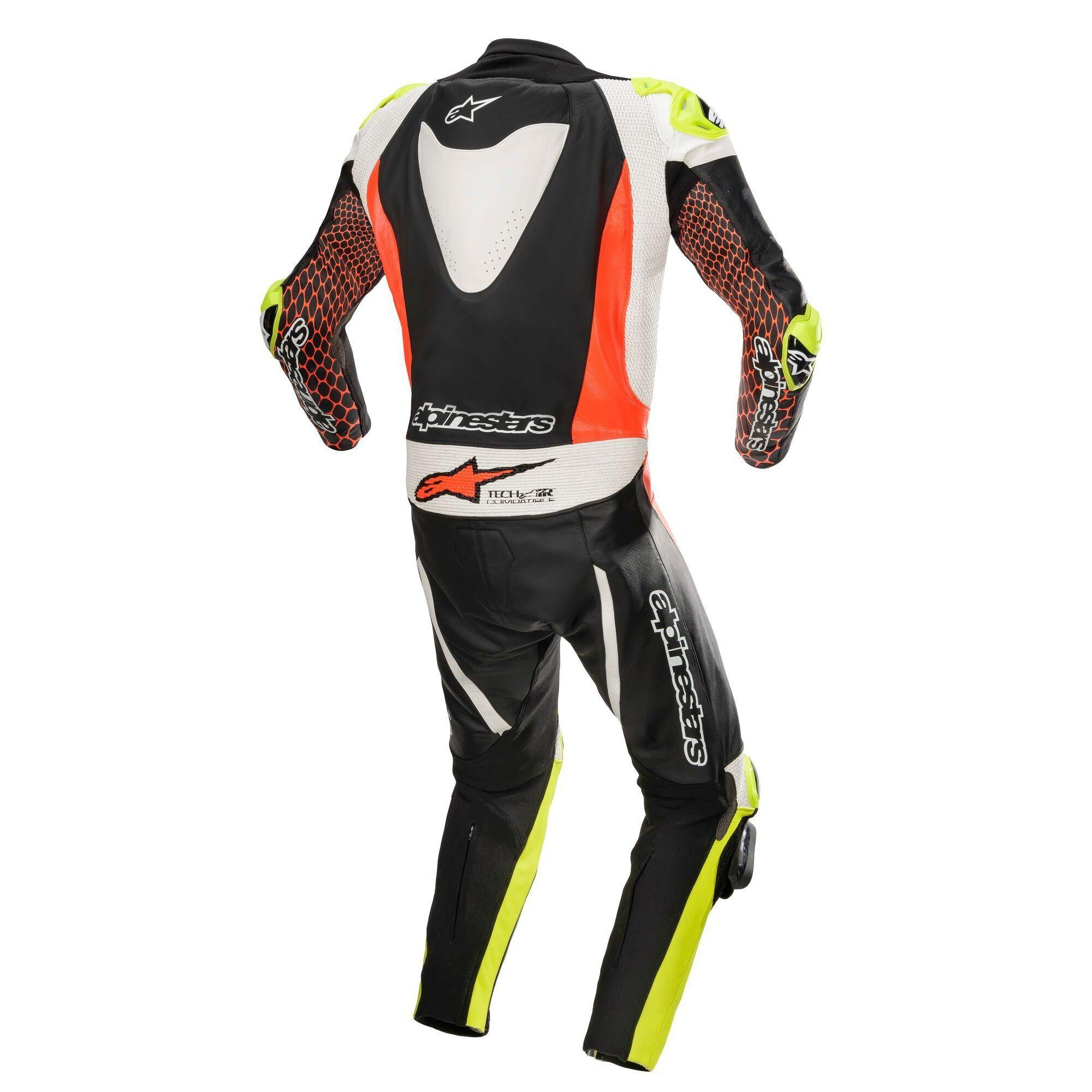 GP Tech V3 1-Piece Leather Suit Tech-Air<sup>&reg;</sup> Compatible