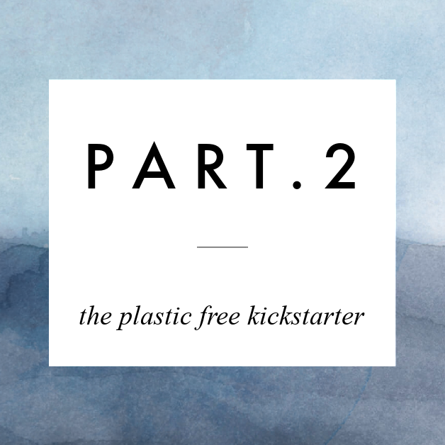 The Plastic Free Kickstarter | Part 2 .
