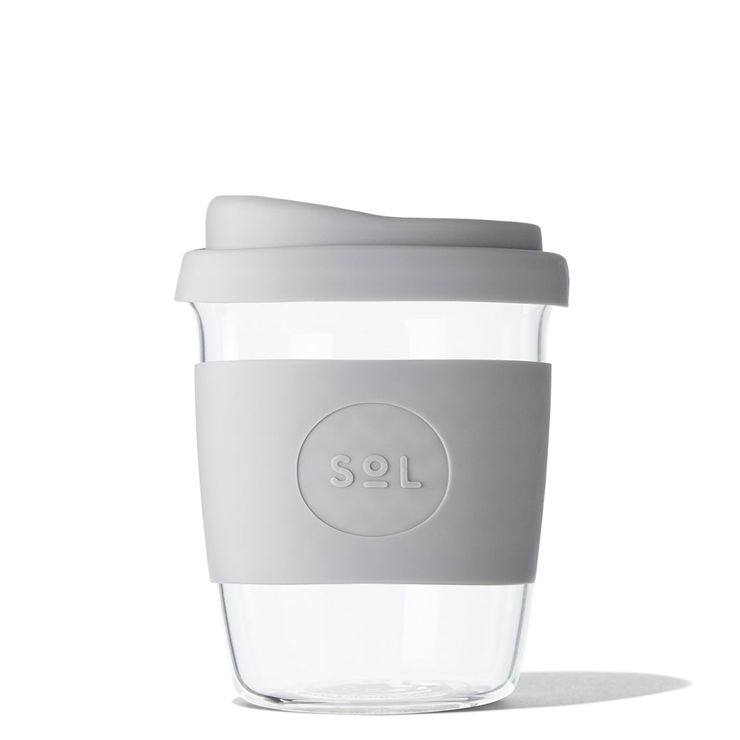SoL Cup - 8oz - Cool Grey
