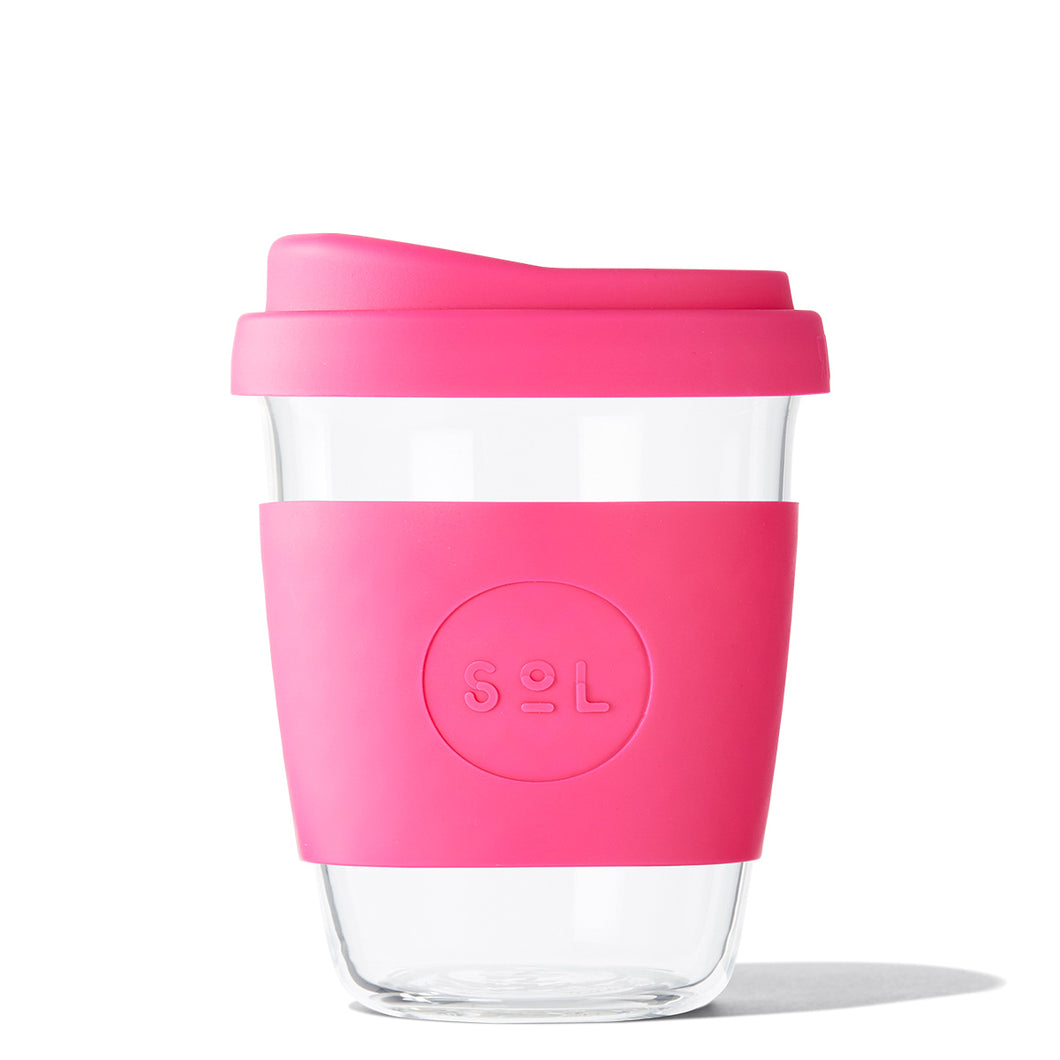 SoL Cup - 12oz - Peacock Pink
