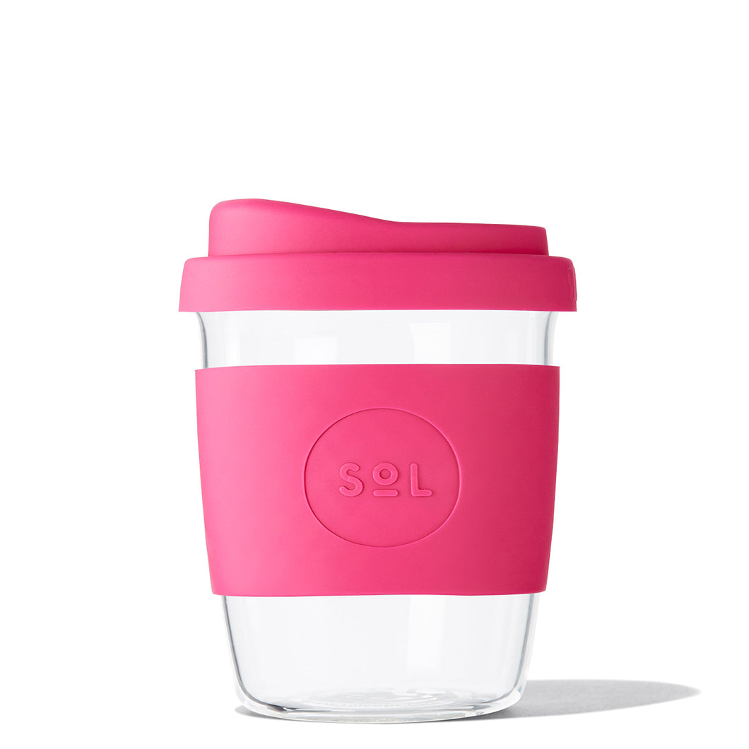 SoL Cup - 8oz - Peacock Pink