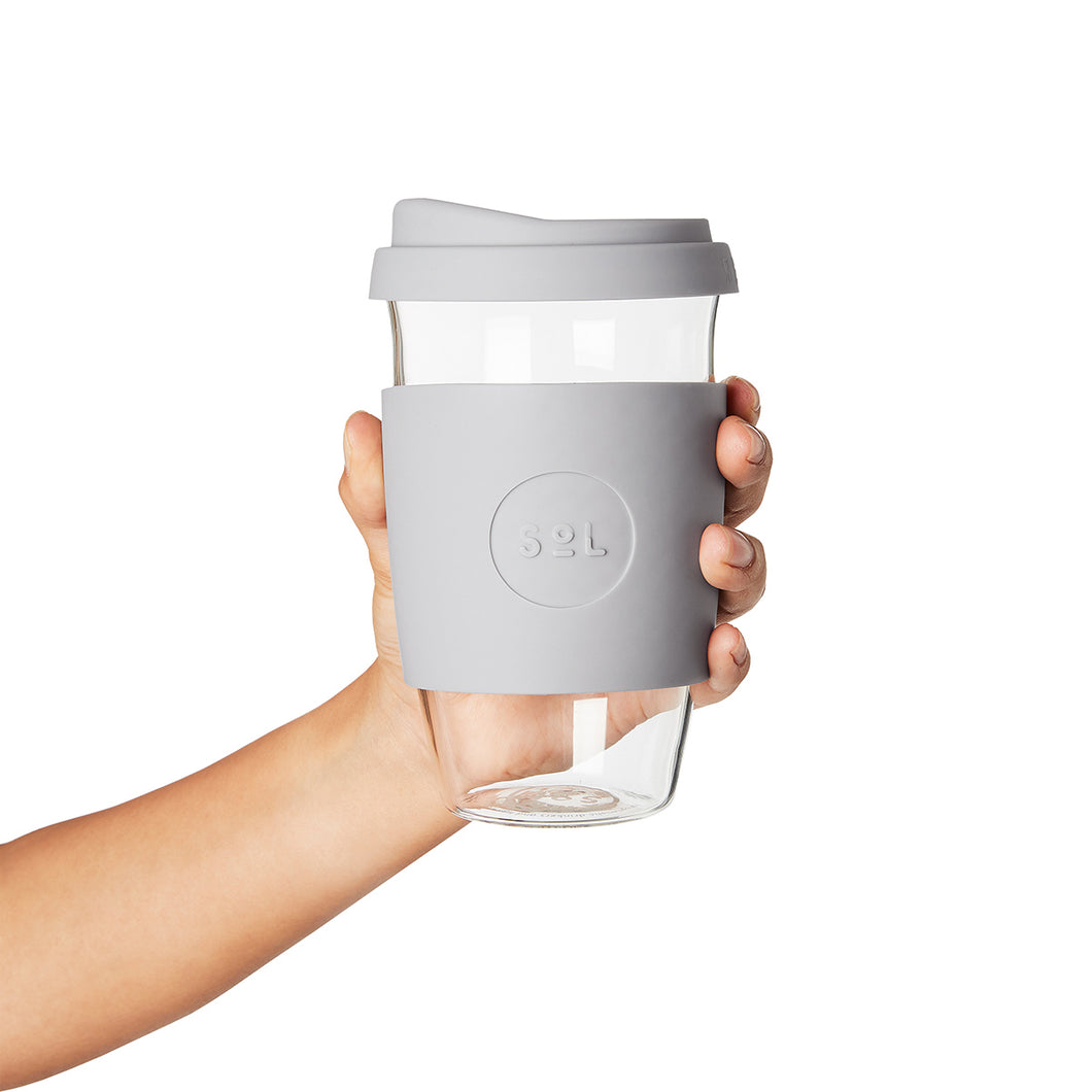 SoL Cup - 16oz - Cool Grey