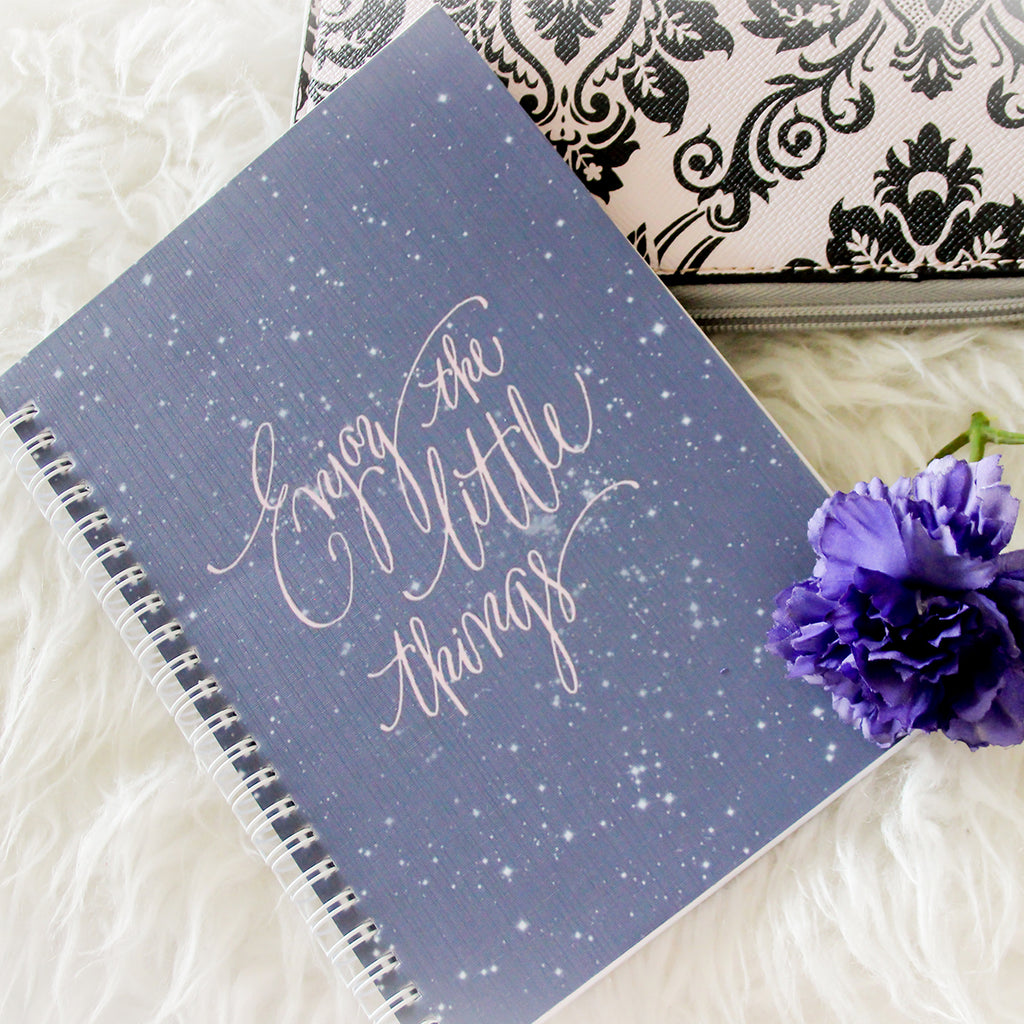 Little Things A5 Notebook