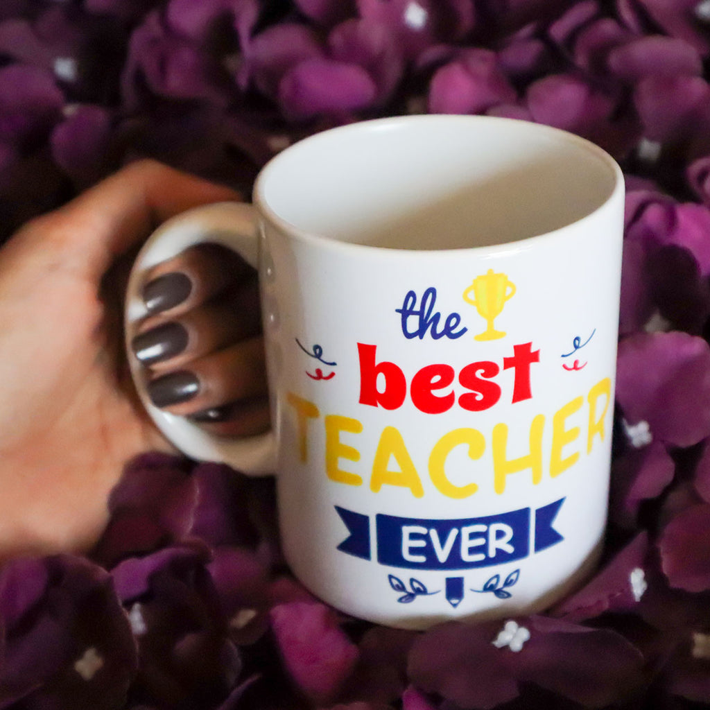 Best Teacher Ever Mug