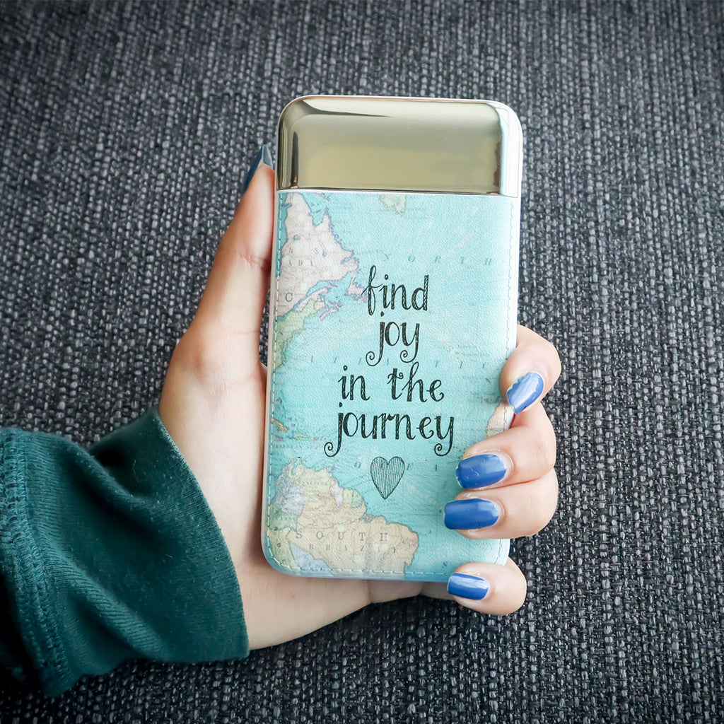 Find Joy In The Journey Power Bank