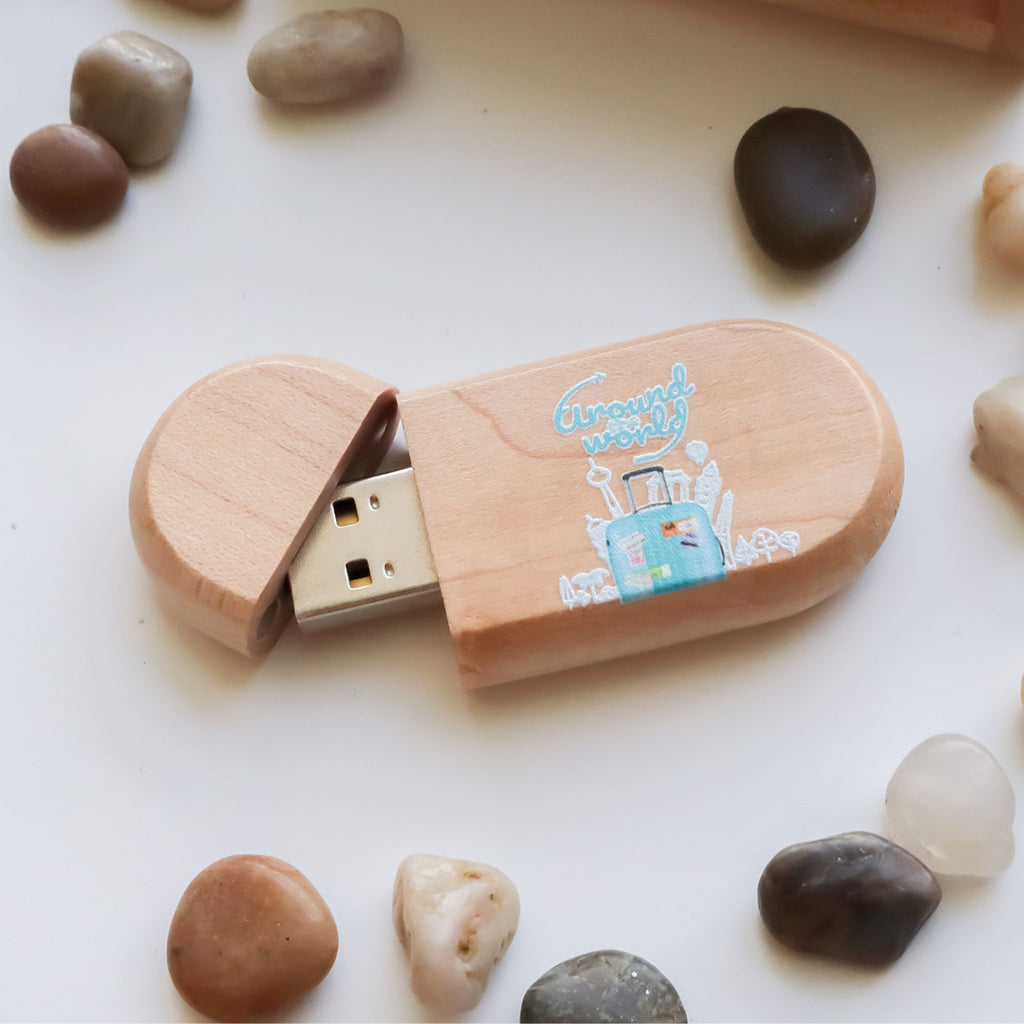 Around The World USB