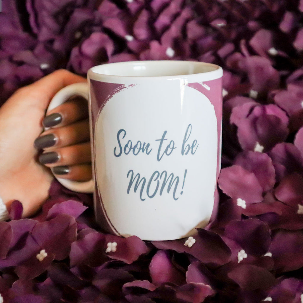 Soon To Be Mom Mug