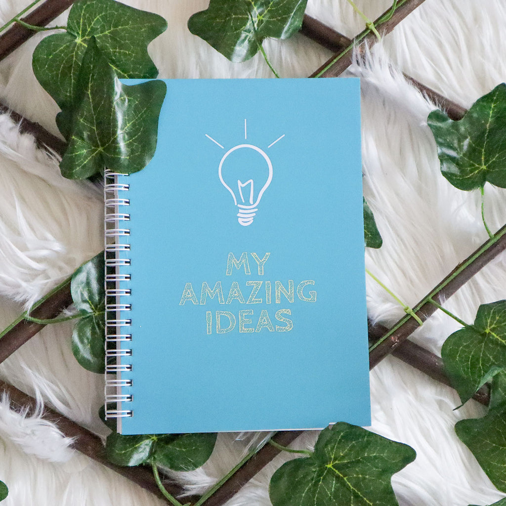 My Amazing Ideas A5 & A6 Notebook