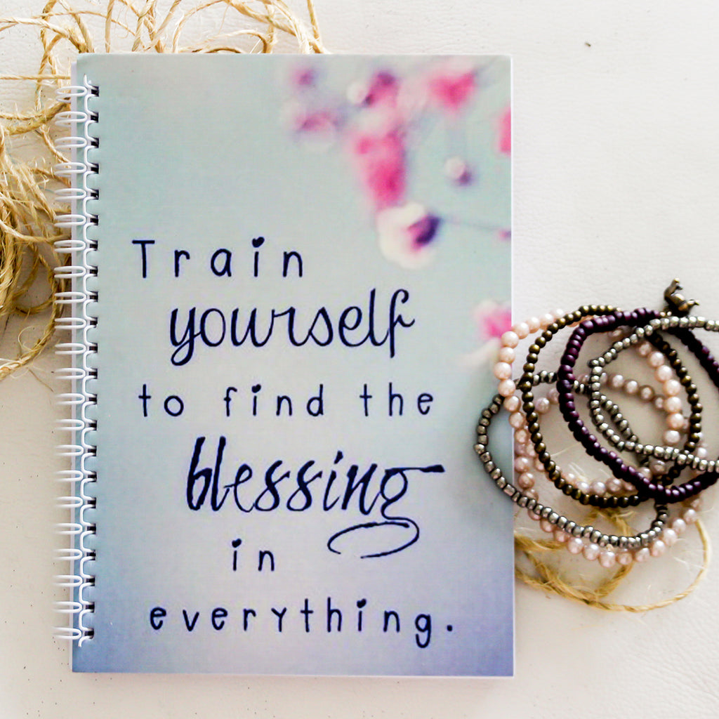 Blessings A5 Notebook