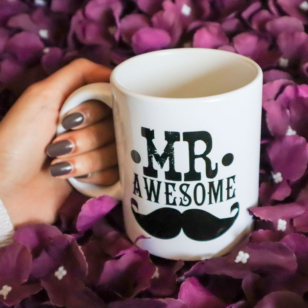 Mr. Awesome Mug