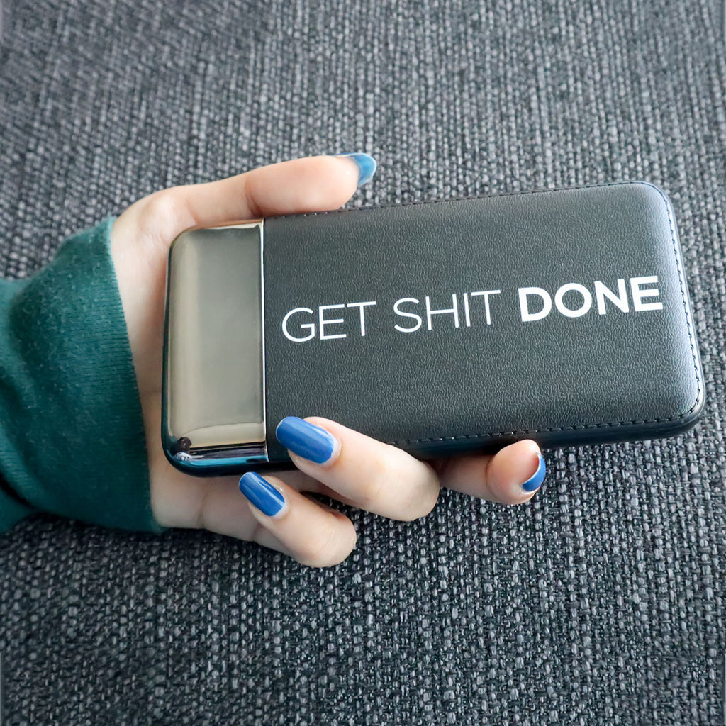 Get Shit Done Power Bank