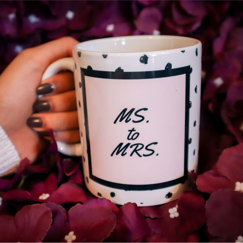 Ms to Mrs Mug