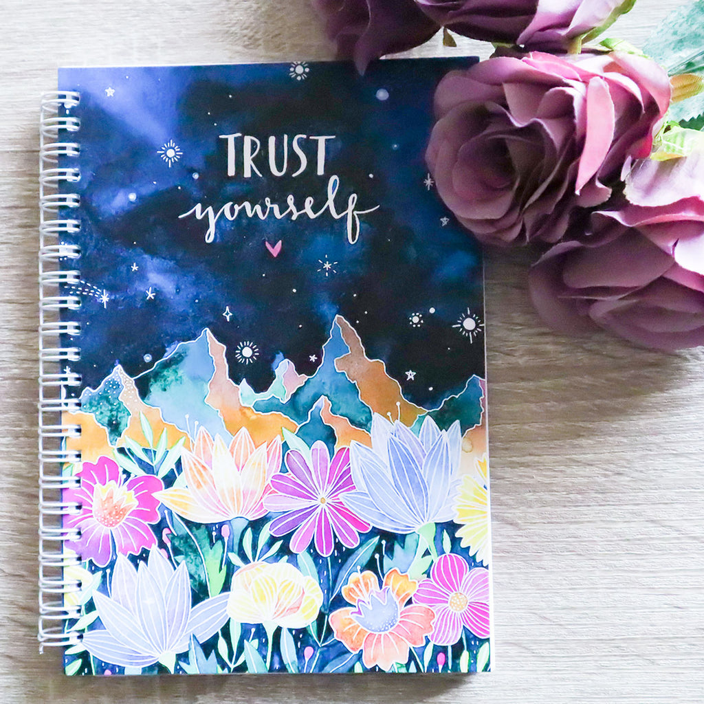 Trust Yourself Notebook