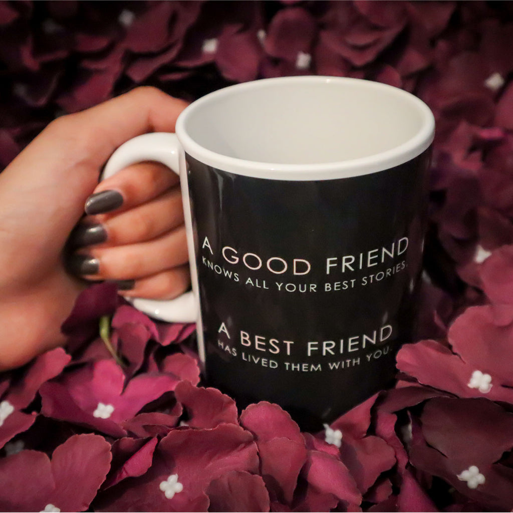 Good Friend Best Friend Mug