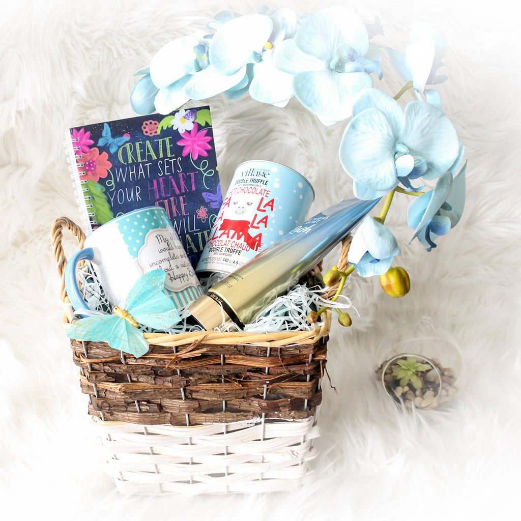 Baskilicious |Bright Sky | Gift Baskets, Hampers, UAE, Dubai