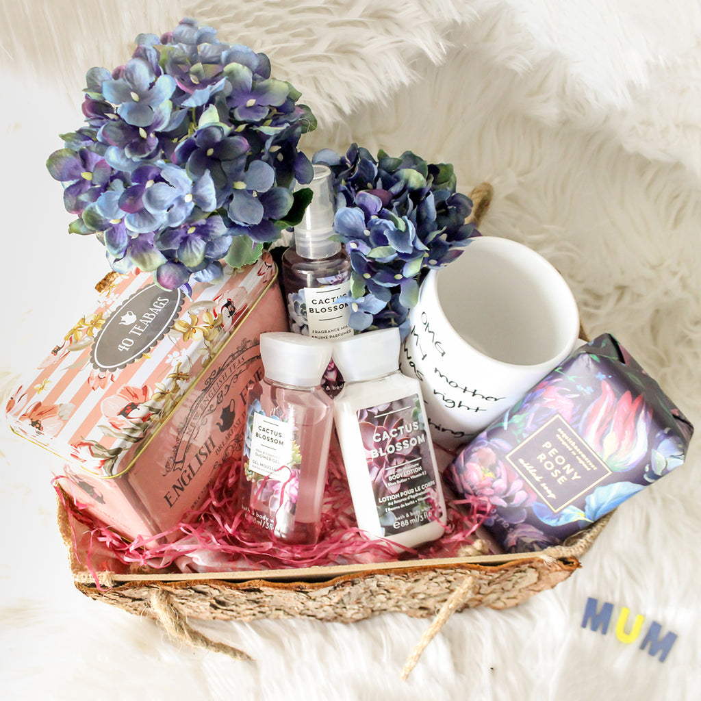 Baskilicious |Pampering My Mum | Gift Baskets, Hampers, UAE, Dubai
