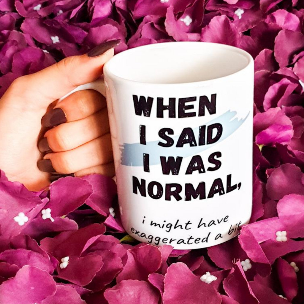 Normal Or Not Mug