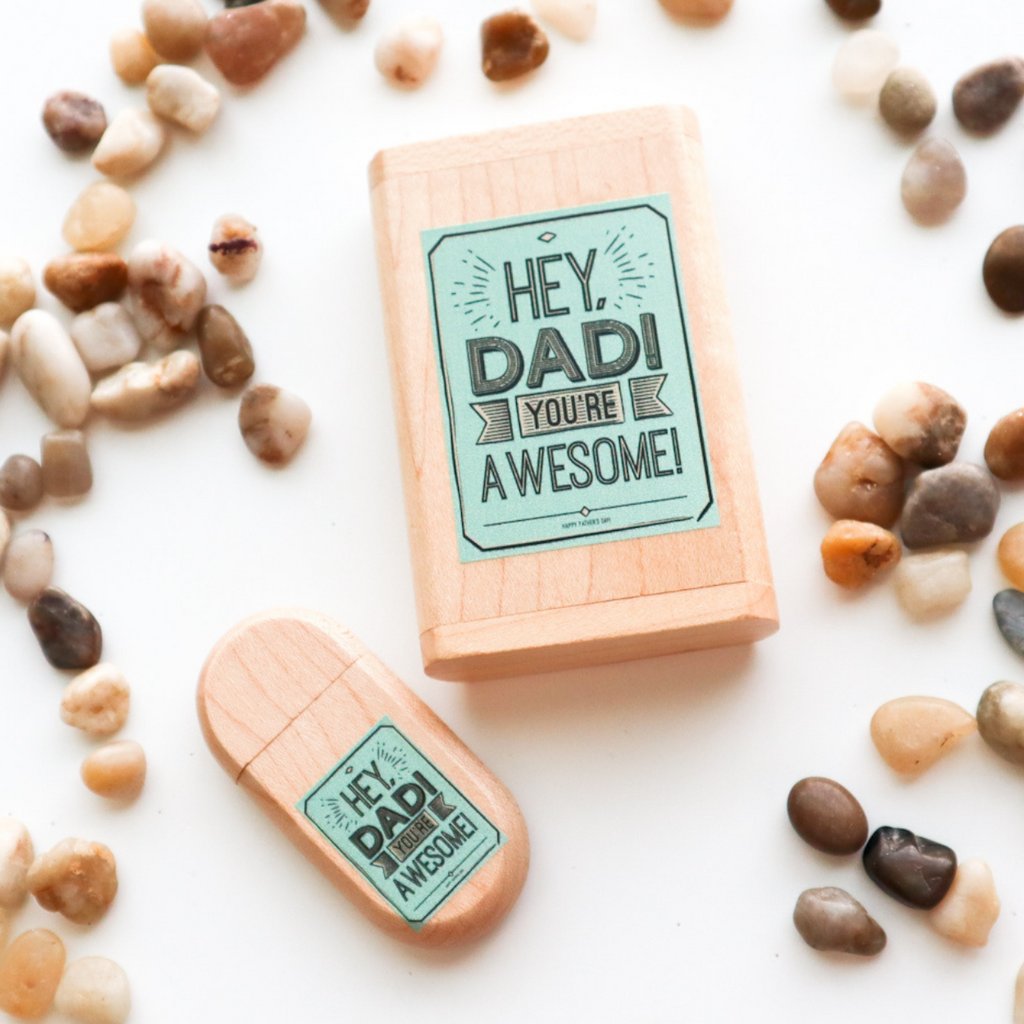 Awesome Dad USB