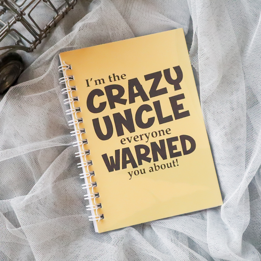 Crazy Uncle A6 Notebook