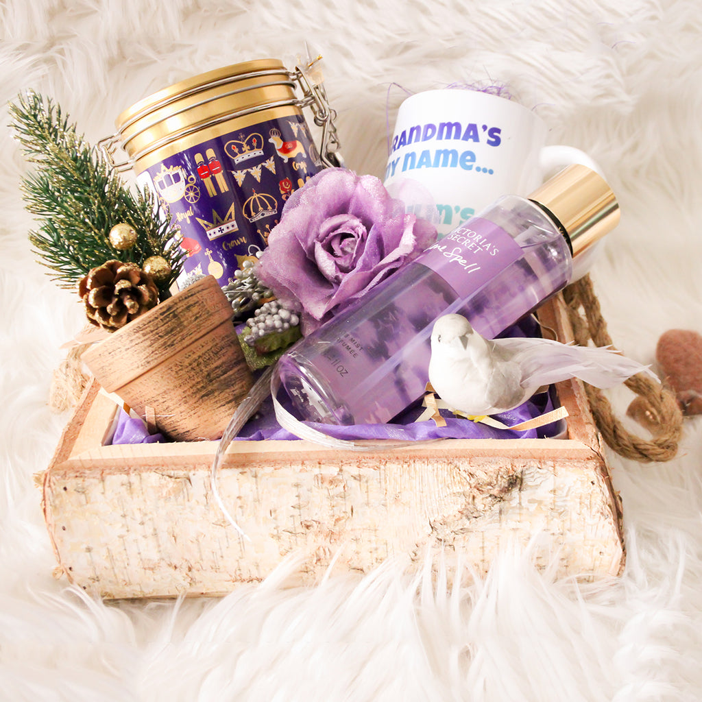 Baskilicious |Grandmas Love Spell | Gift Baskets, Hampers, UAE, Dubai