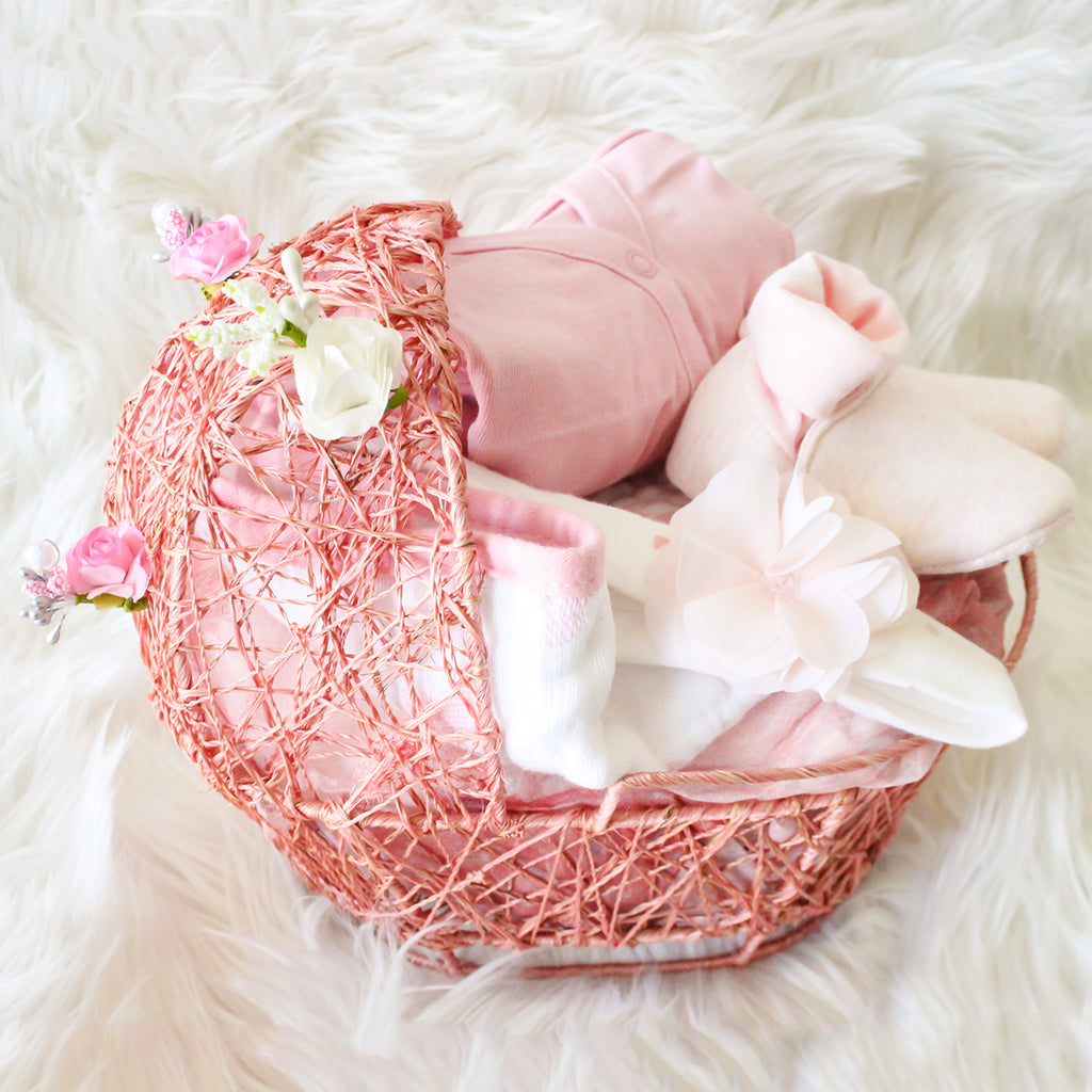 Pink Cradle (small)