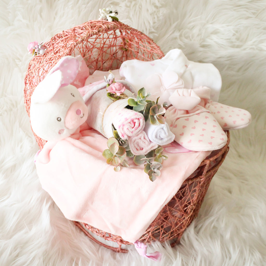Pink Cradle (large)