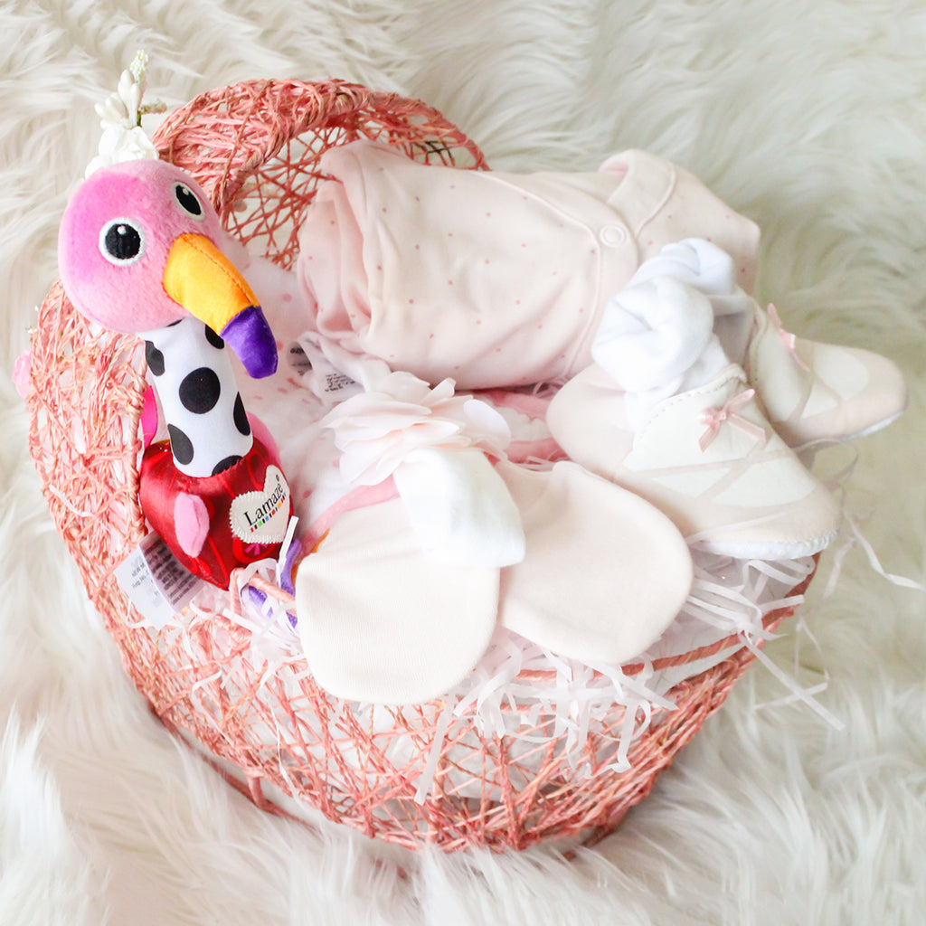 Pink Cradle (medium)