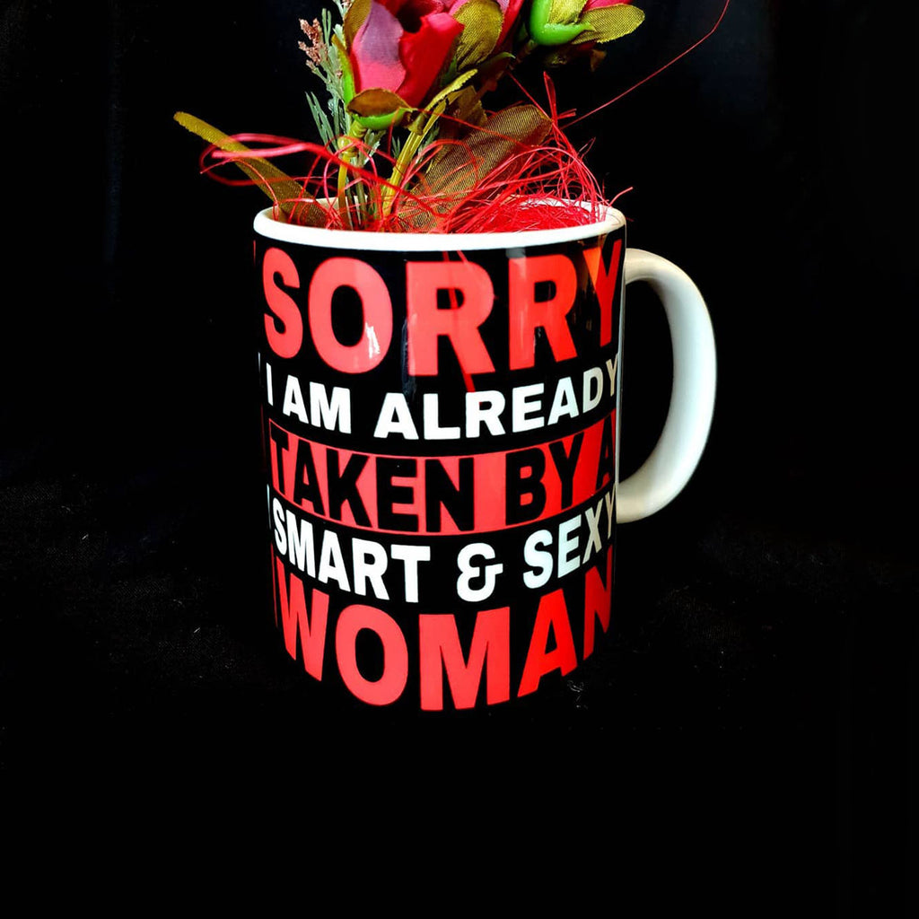 Sorry I am taken Mug