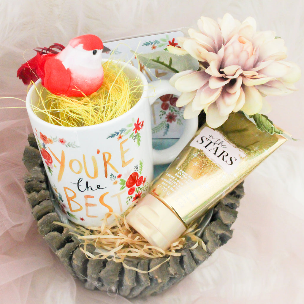 Baskilicious |Youre The Best | Gift Baskets, Hampers, UAE, Dubai