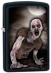 Zombie and Moon Lighter