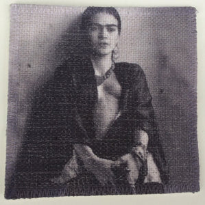 Frida Linen Patch