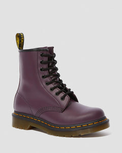 1460 Smooth Leather - Purple