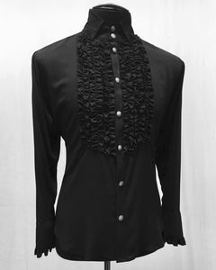 Black Empire Tux Shirt