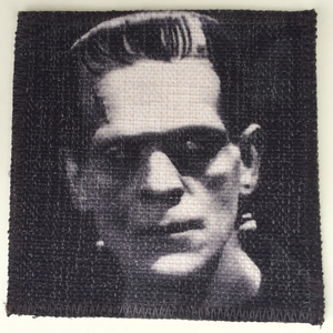 Frankenstein's Monster Linen Patch