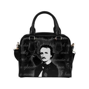 Quote the Raven Haunted Handbag