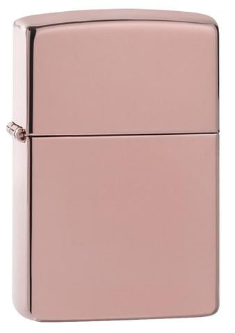 High Polish Rose Gold Lighter