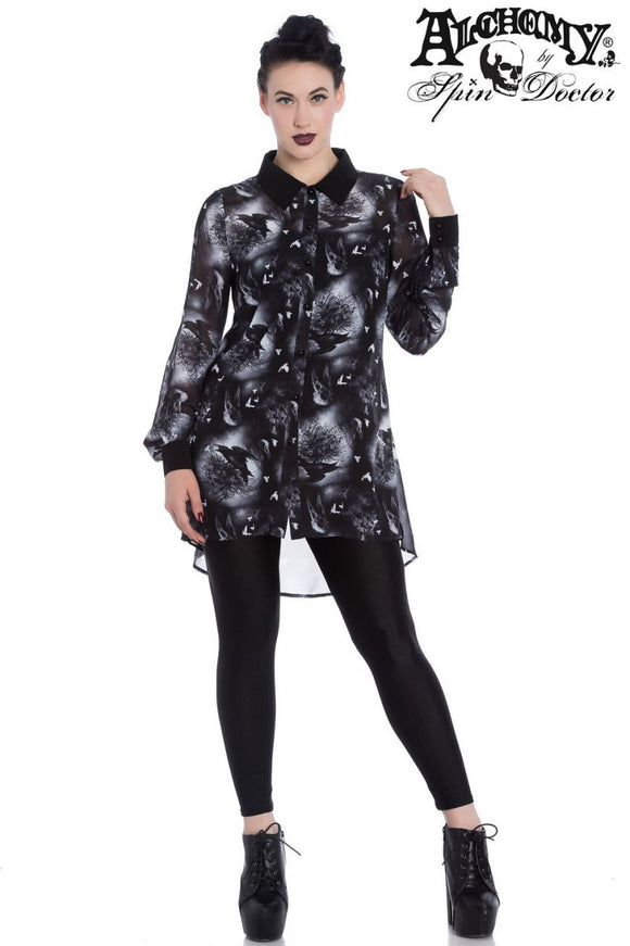 Alchemy X Spin Doctor Ash Blouse