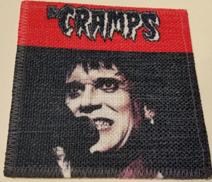The Cramps Linen Patch Part Deux