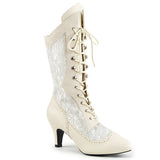 DAME IVORY BOOTS