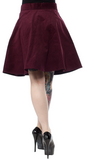 Wine Wonder Years Skirt