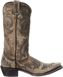 Distressed Anaheim Western Boot