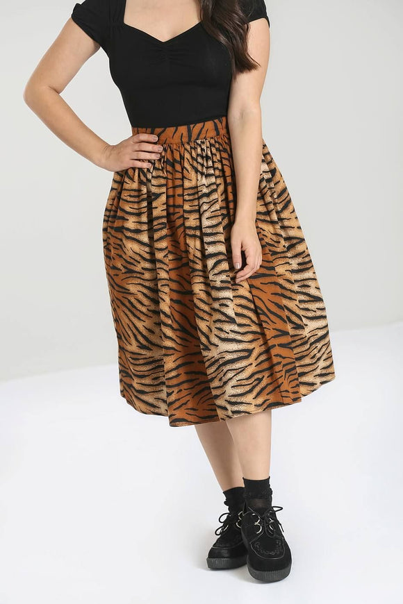 Tora Swing Skirt