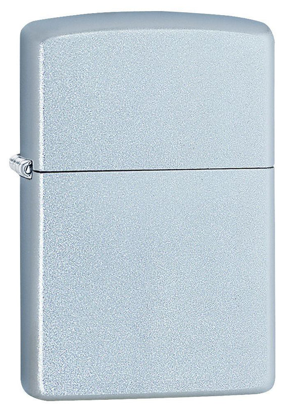 Classic Satin Chrome Lighter