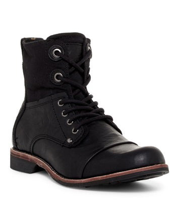 GRIFF TALL BOOT BLACK